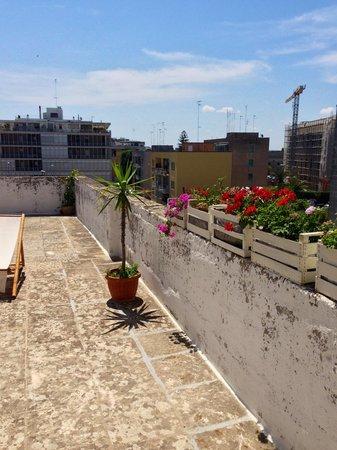 B&B Volver Lecce : Room terrace