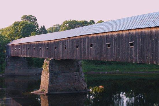 Cornish-Windsor Covered Bridge 사진
