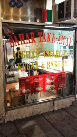 Sahar Take Away - Afghan Charcoal Kebab & Bakery