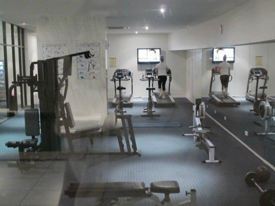 Mantra Sierra Grand: fitness room