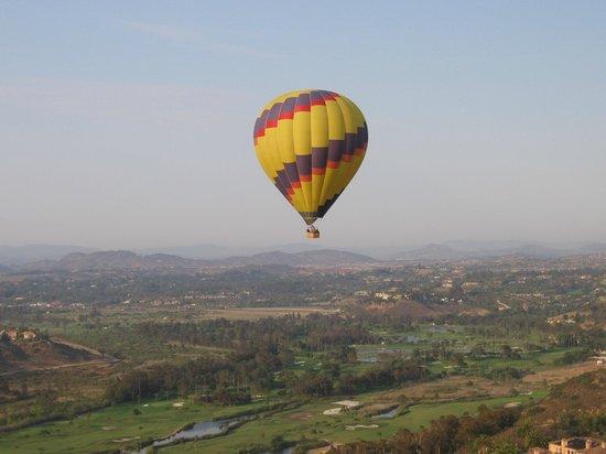 SkySurfer Balloon Co.: Following along...