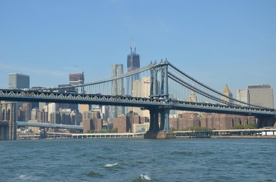 Homewood Suites by Hilton Edgewater - NYC Area: LE PONT DE BROOKLIN