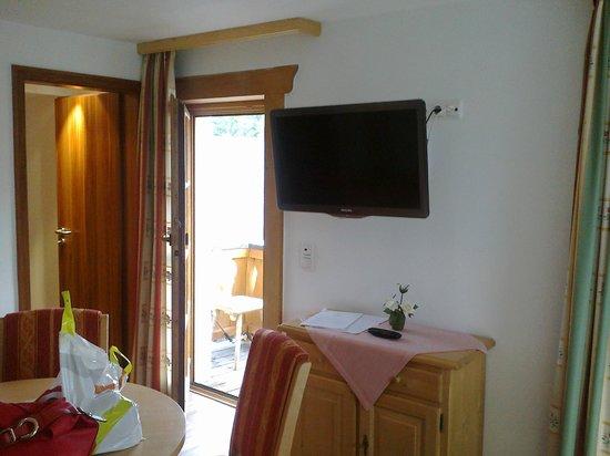 Hotel Alpspitz: tv