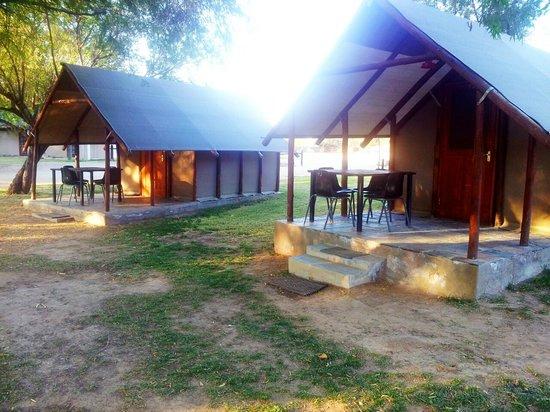 Oranjerus Resort: Safari Tents