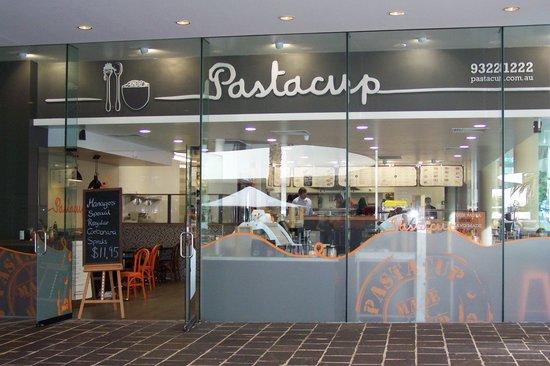 Pastacup QV1 – Perth CBD
