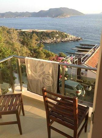 Hotel Maki: View