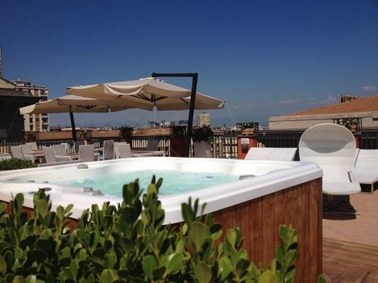 La Ciliegina Lifestyle Hotel : Roof terrace