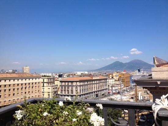 La Ciliegina Lifestyle Hotel : View from the roof terrace