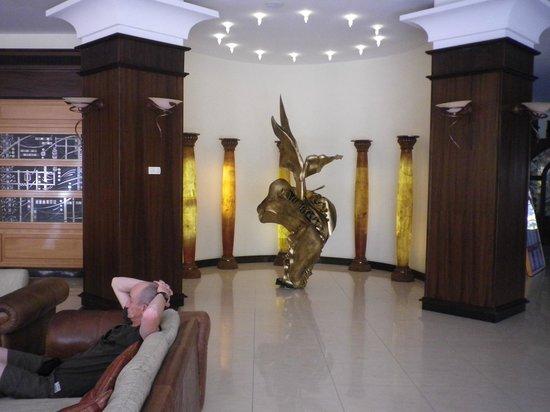 Grifid Hotels Club Hotel Bolero: hall de réception