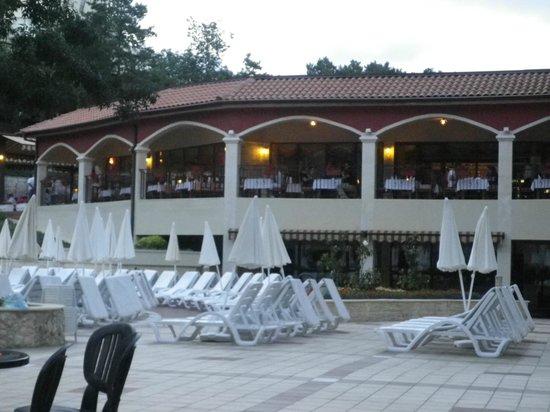 Grifid Hotels Club Hotel Bolero: autre restaurent dans le complexe de l'hotel