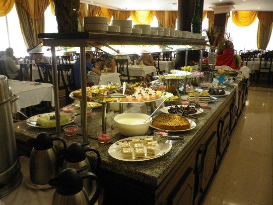 Grifid Hotels Club Hotel Bolero: buffet