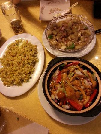 NengRen Shan SuShi Restaurant: Our food