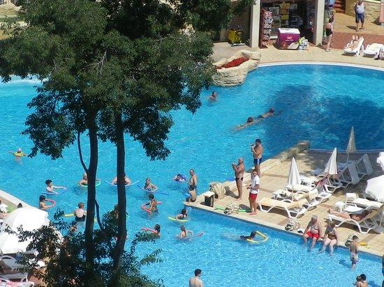 Grifid Hotels Club Hotel Bolero: vue de la chambre