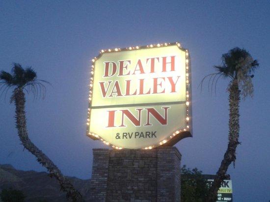 Death Valley Inn: Non puoi non vederlo....