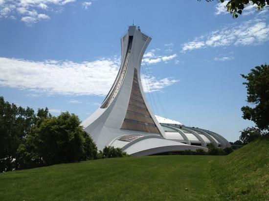 Hotel Universel Montreal : Op loopafstand van het olympisch park