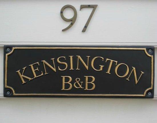 Kensington B&B: 97 McConnell St Kensington