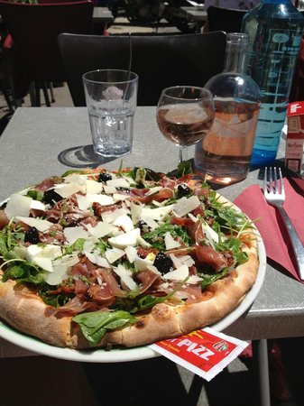Le Pointu : Pizza Italienne