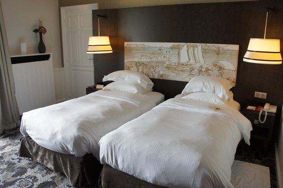 Hôtel Barrière Le Grand Hôtel : 客室
