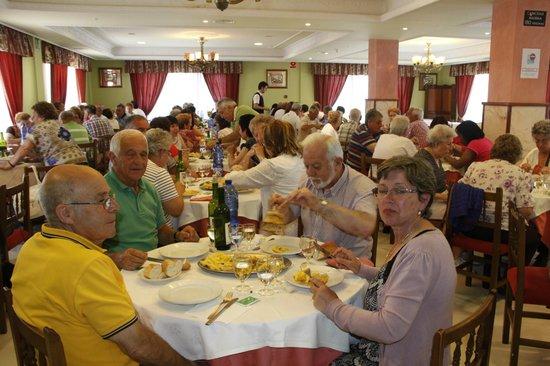 Turimar Hotel: Comedor