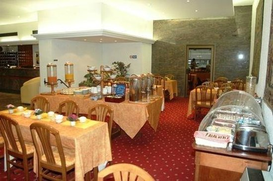 Hotel d'Angleterre: Il ristorante