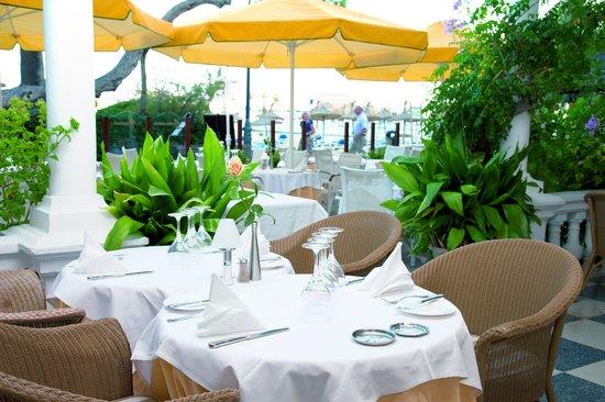 Bar Restaurant Miramar Port De Pollenca Restaurant