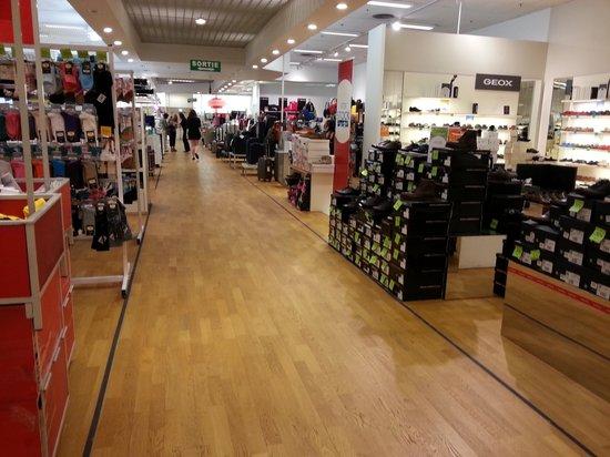 swarovski picture of grands magasins galeries lafayette bron tripadvisor. Black Bedroom Furniture Sets. Home Design Ideas