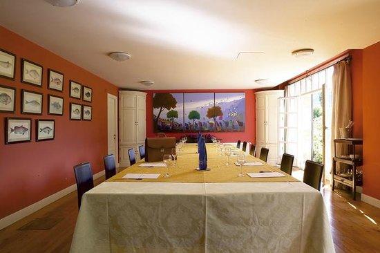 Salón de Reuniones Hotel Zubieta