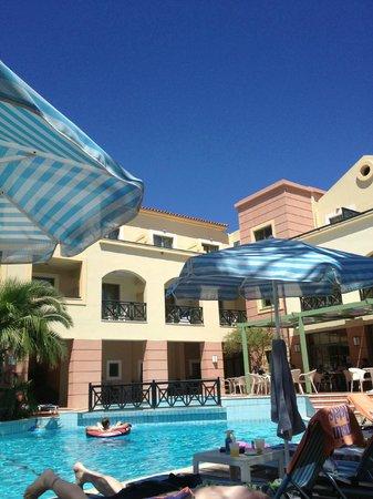 Samaina Inn Hotel: Hotel