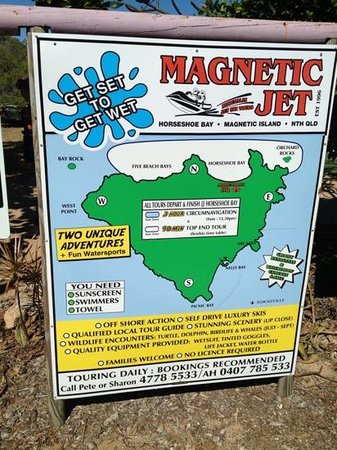 ‪Magnetic Jet Adrenalin Jet Ski Tours‬ صورة فوتوغرافية