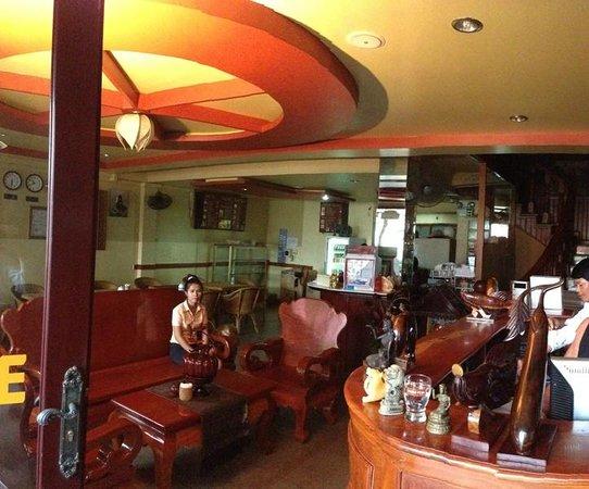 Channsoda Hotel : Hotel Lobby