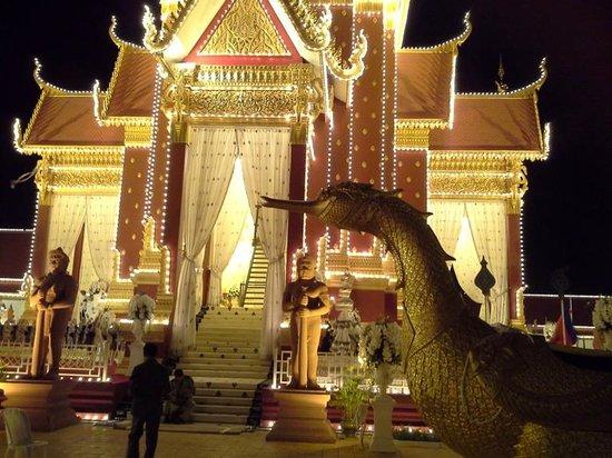 Channsoda Hotel : Royal Palace View