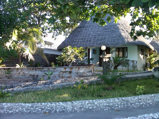 Coral Rock Zanzibar: The authentic scenary of Coral Rock Hotel