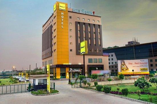 Formule1 Greater Noida Hotel