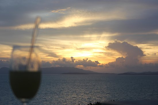 Santhiya Koh Yao Yai Resort & Spa : Beautiful Sunsets
