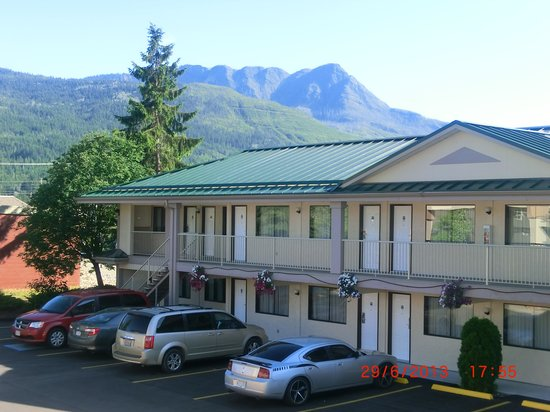 Best Western Salmon Arm Inn: Outside view