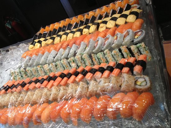 Sushi Station Square / Show more stores in station square | sushi city tram store locator.