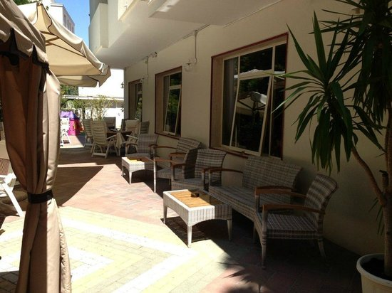 Hotel Le Lune: Zona relax