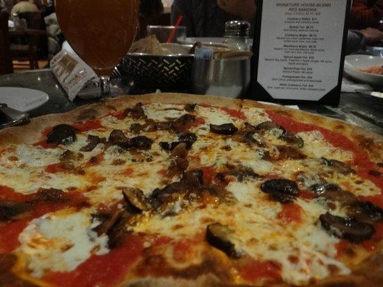 Panevino Ristorante: Pizza