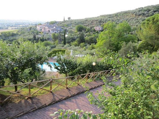 Villa Silvana: La piscina