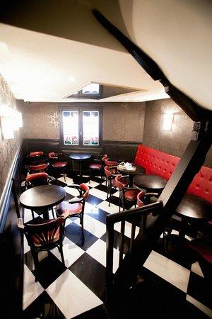 Odette paris od on saint michel restaurant reviews for Odette s restaurant month