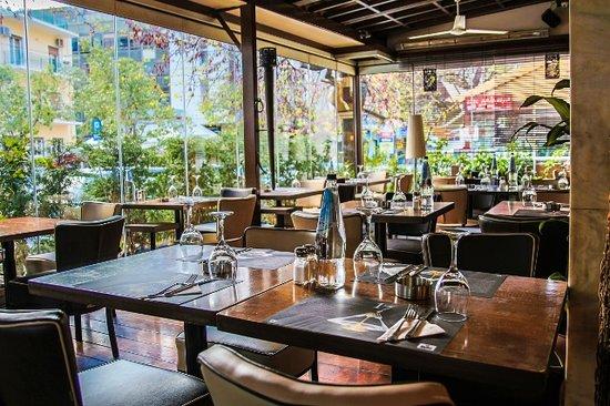 Agora Restaurant-Bar: Garden 1
