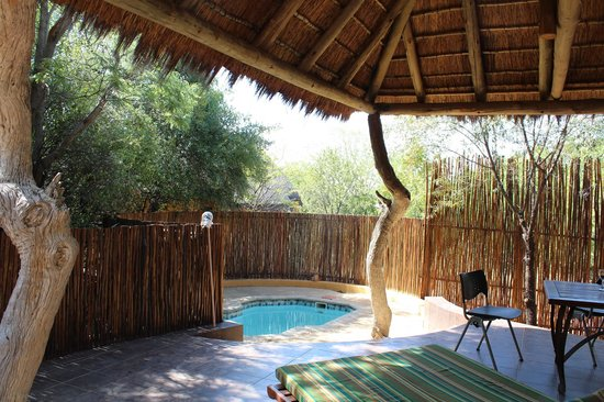 Ivory Tree Game Lodge: POOL IN JEDER LODGE