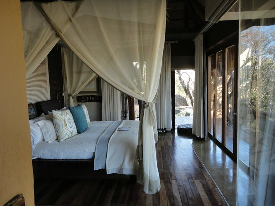 Madikwe Hills Private Game Lodge : Bedroom