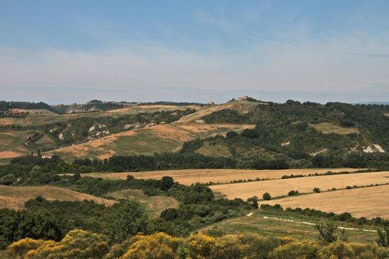 Osteria il Pozzo di Chiusure: Le Crete Senesi