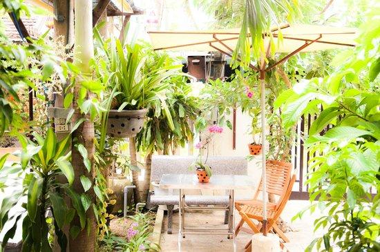 Memories Homestay: Garden