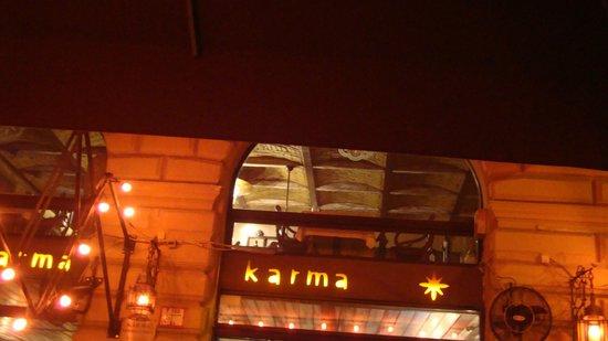 Karma Cafe & Restaurant: Karma