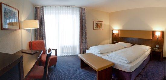 domus Hotel: Zimmer