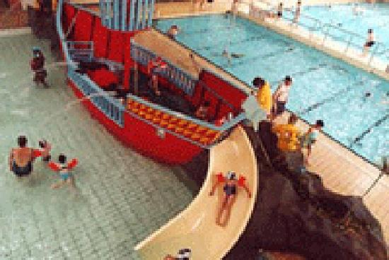 Pirate ship picture of leisureland galway tripadvisor - Hotels in salthill with swimming pool ...