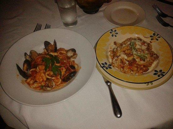 Osteria Laguna Restaurant: Primi piatti