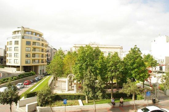 Onyx Apartments : 部屋から見えた景色